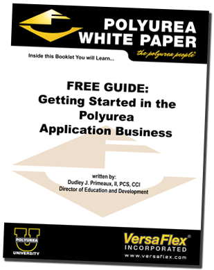 Getting Started in Polyurea White Paper