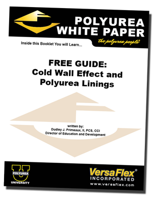 Cold Wall Effect and Polyurea Linings