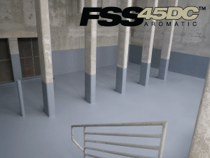 FSS 45DC Cooling Tower Basin Waterproofing