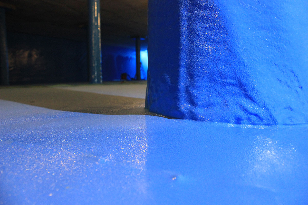 AquaVers 405 Timber Ridge Potable Water Tank Rehab