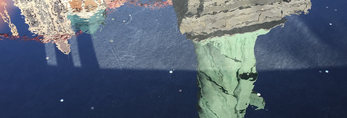reflecting ponds and pools new york new york casino