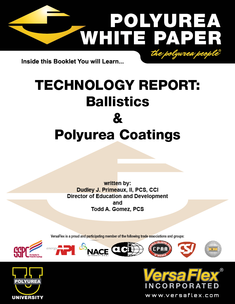 Ballistics & Polyurea Coatings