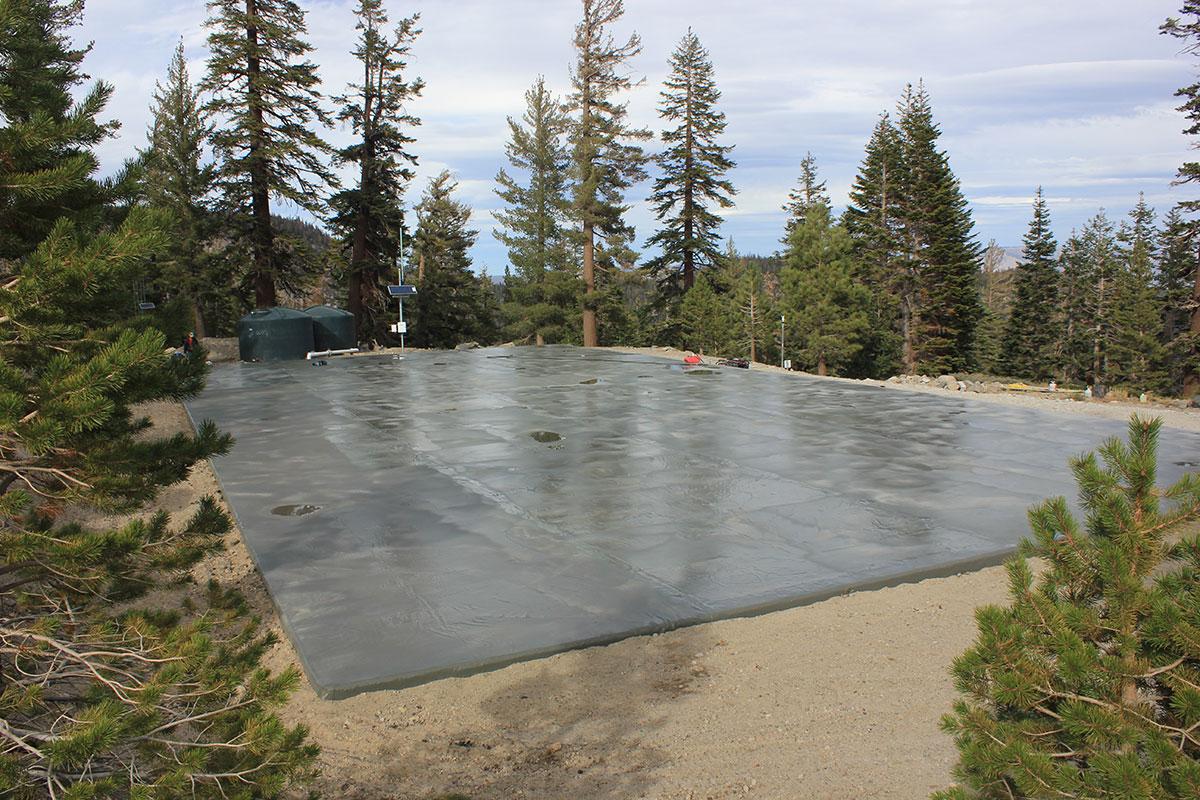 FSS 45DC - Timber Ridge Potable Water Tank